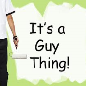 its a guy thing