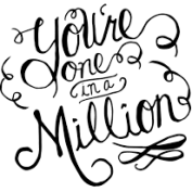 Thank YOU for a million hits!